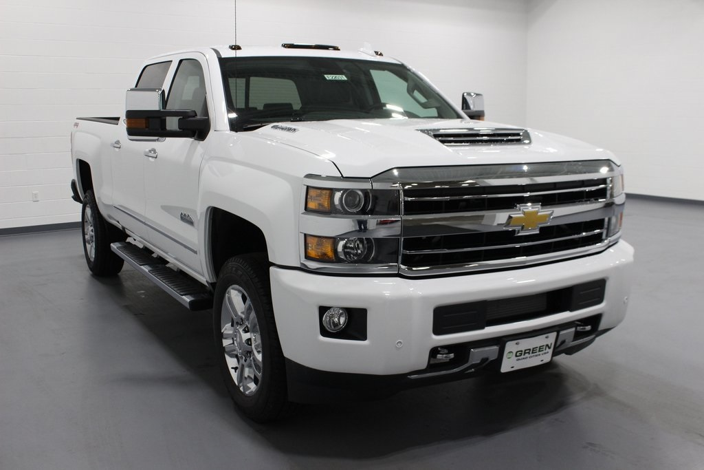 2500Hd High Country >> New 2019 Chevrolet Silverado 2500hd High Country 4d Crew Cab 4wd