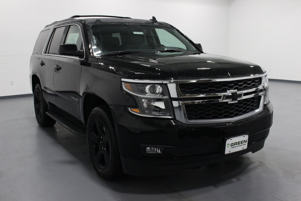 New 2019 Chevrolet Tahoe LT 4D Sport Utility In Quad
